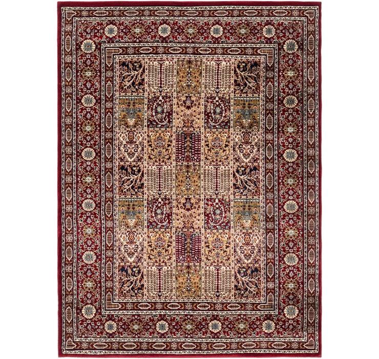 5' 6 x 7' 4 Isfahan Design Rug