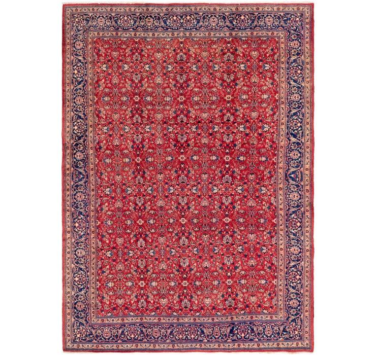 8' 5 x 12' Mashad Persian Rug