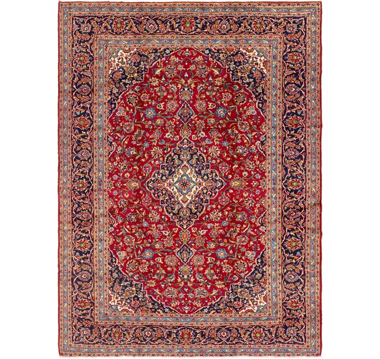 292cm x 400cm Kashan Persian Rug