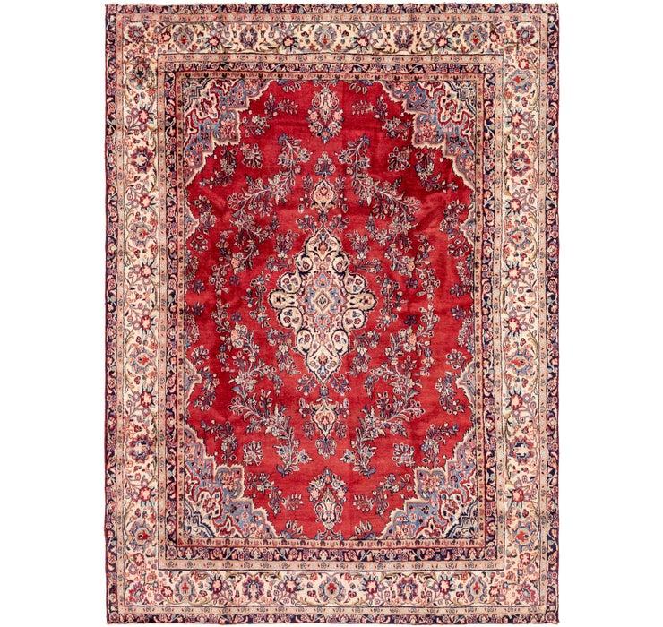 8' 6 x 11' 10 Shahrbaft Persian Rug