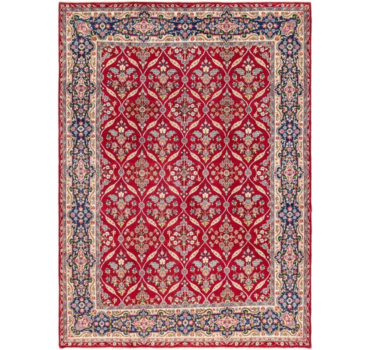300cm x 405cm Kerman Persian Rug