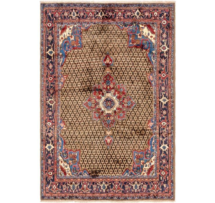 208cm x 323cm Songhor Persian Rug