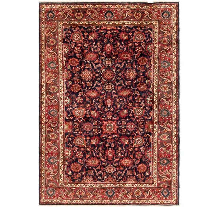 230cm x 325cm Hamedan Persian Rug