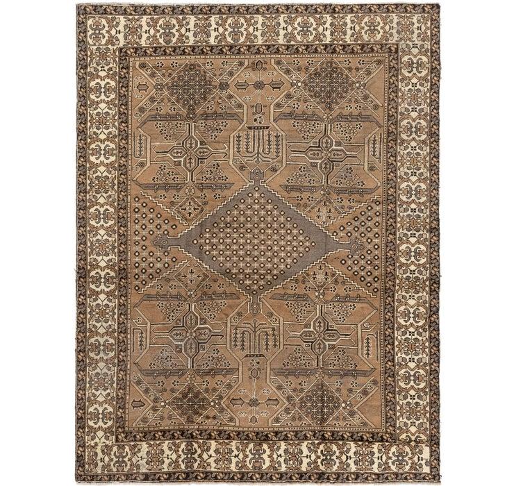 290cm x 380cm Ferdos Persian Rug