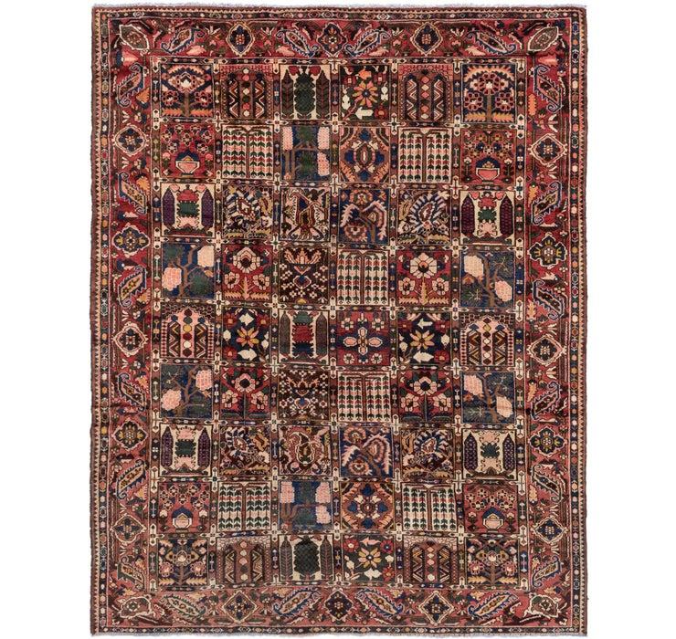 9' 3 x 12' Bakhtiar Persian Rug