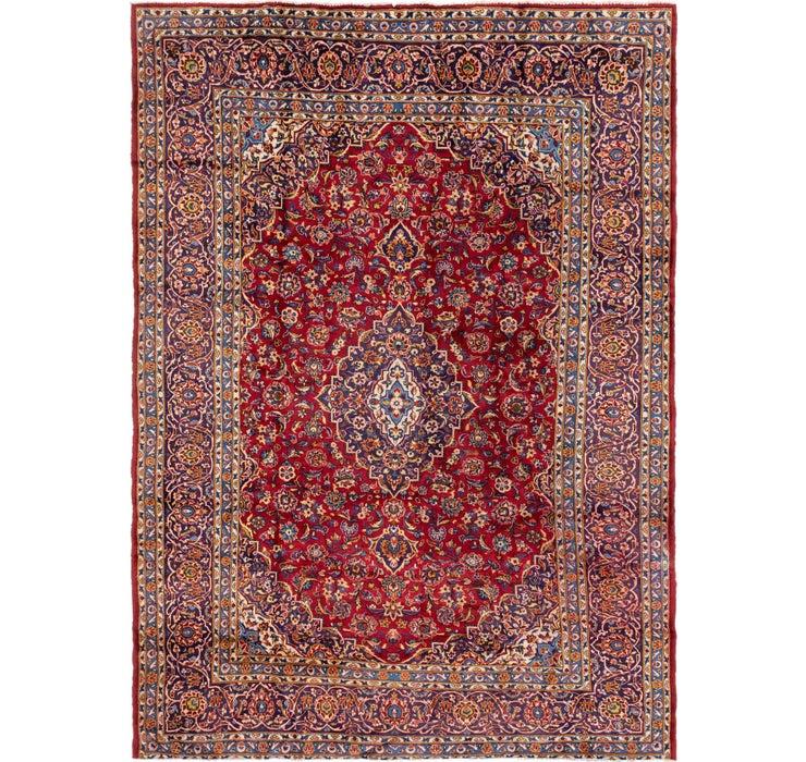 8' 2 x 11' 4 Mashad Persian Rug