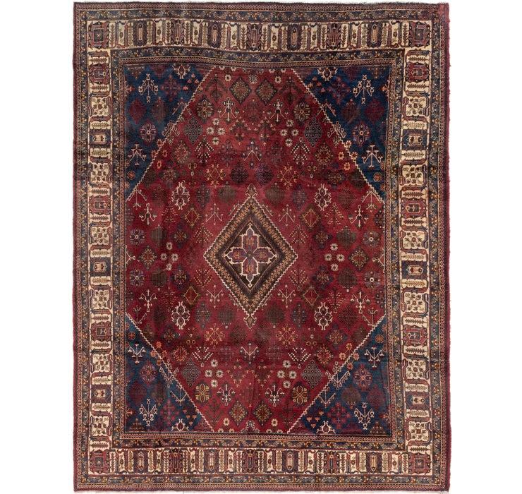 235cm x 312cm Joshaghan Persian Rug