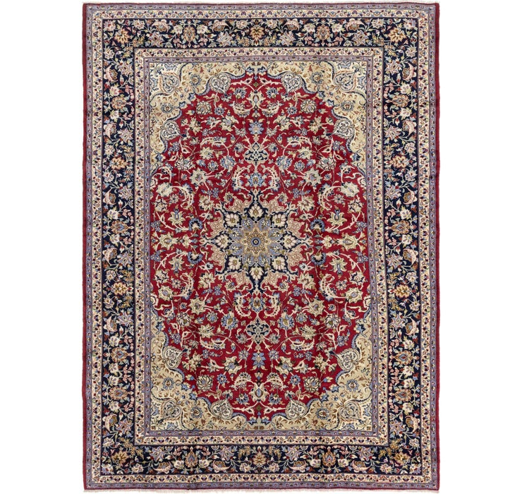 300cm x 420cm Isfahan Persian Rug