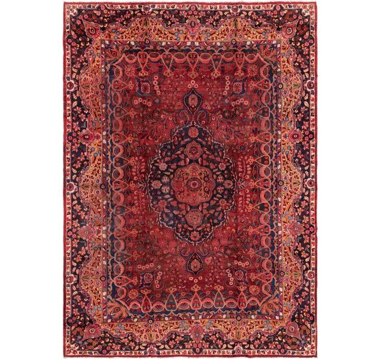 9' 5 x 13' 4 Kerman Persian Rug