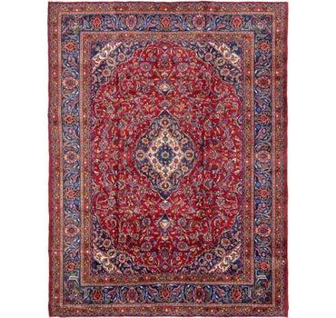 9' 5 x 12' 6 Mashad Persian Rug main image