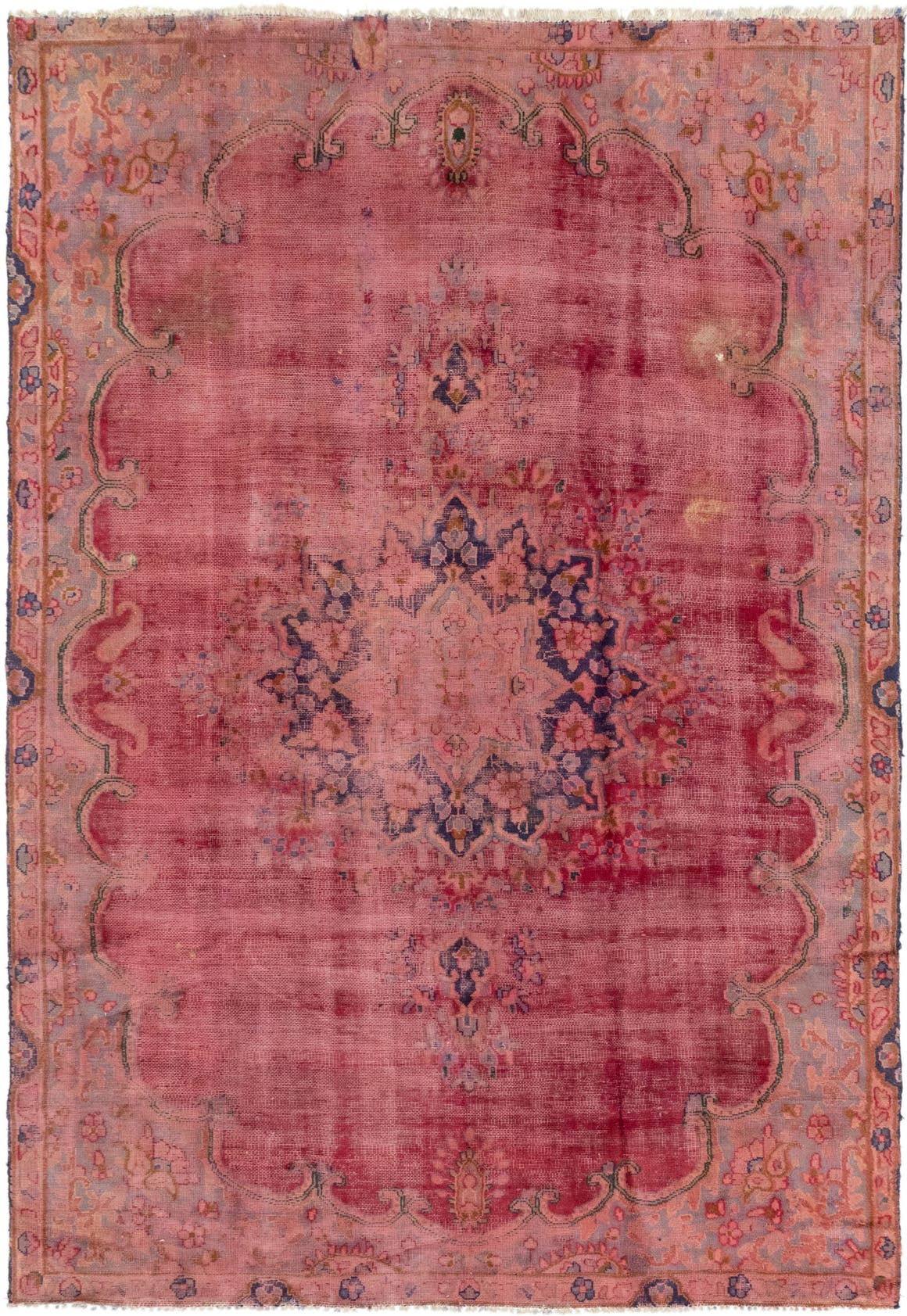 7' x 10' 7 Tabriz Persian Rug main image