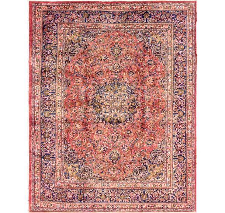 292cm x 378cm Mahal Persian Rug