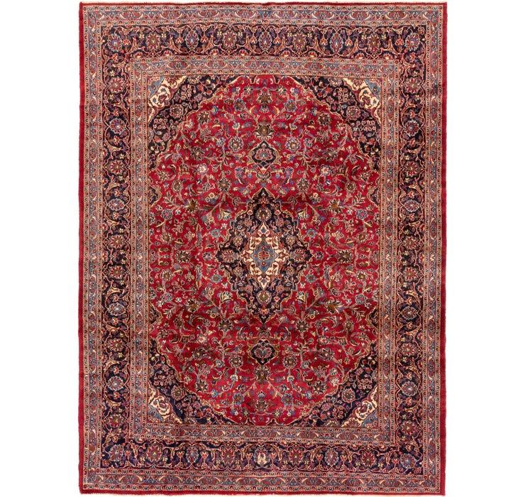 297cm x 390cm Mashad Persian Rug