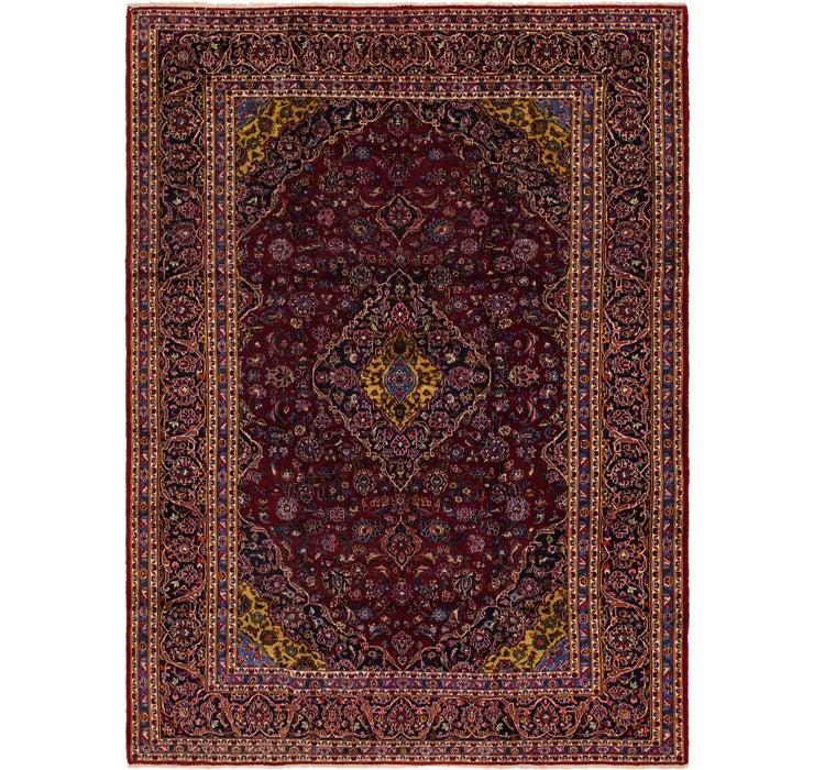 300cm x 405cm Kashan Persian Rug
