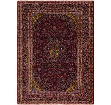 Image of 9' 10 x 13' 3 Kashan Persian Rug