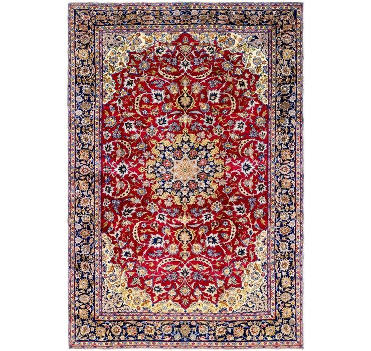 230cm x 330cm Isfahan Persian Rug