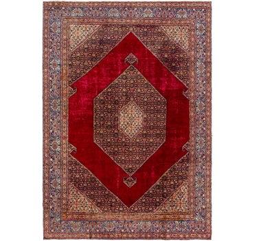 7' 10 x 11' 6 Mood Persian Rug main image