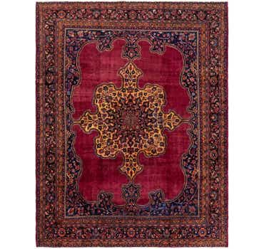 Image of 10' 6 x 13' 6 Birjand Persian Rug