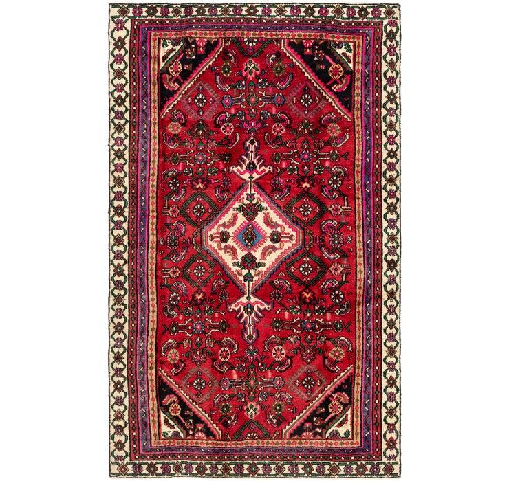 170cm x 280cm Hamedan Persian Rug