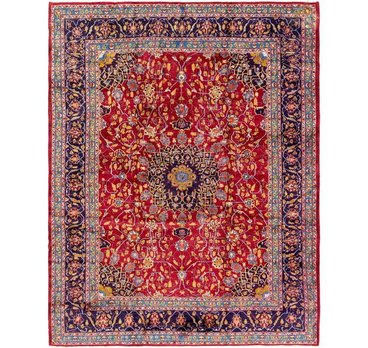 297cm x 380cm Kashmar Persian Rug