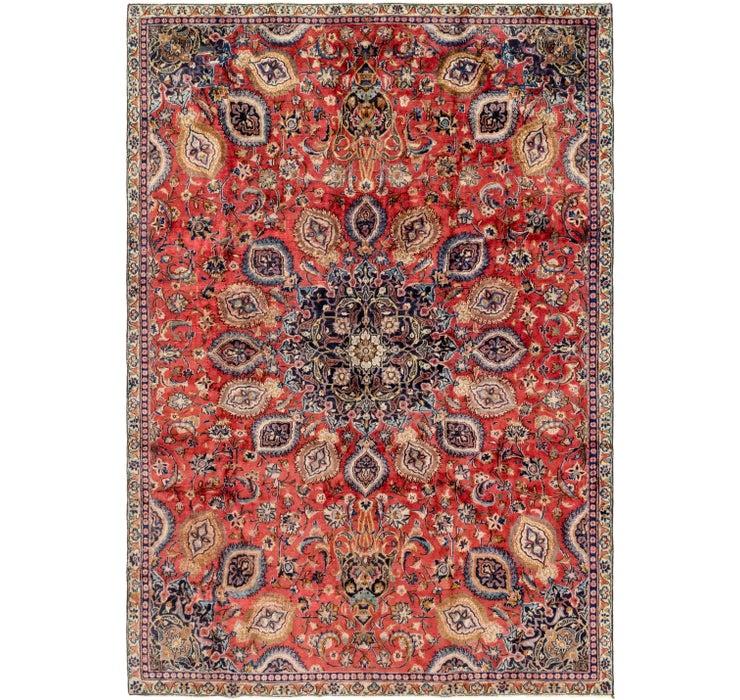 6' 9 x 10' 3 Kashmar Persian Rug