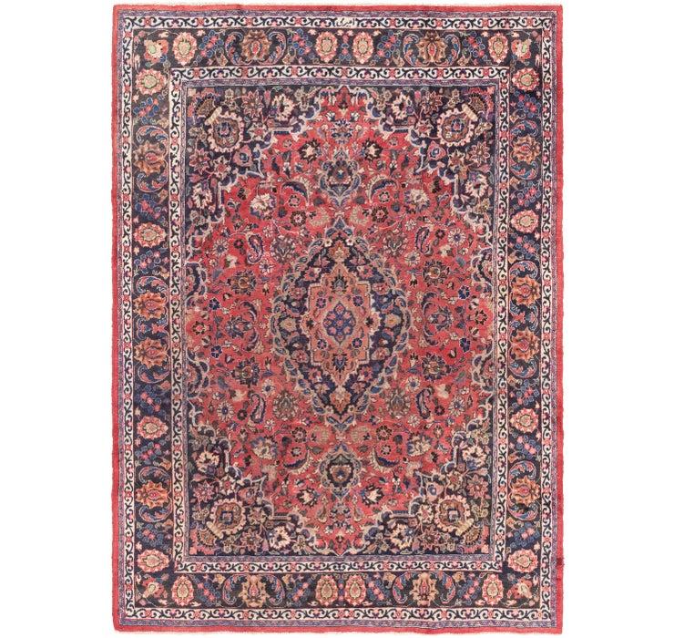 8' 5 x 11' 7 Mashad Persian Rug