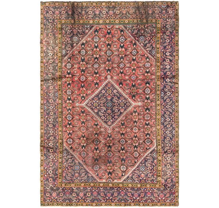 190cm x 287cm Farahan Persian Rug