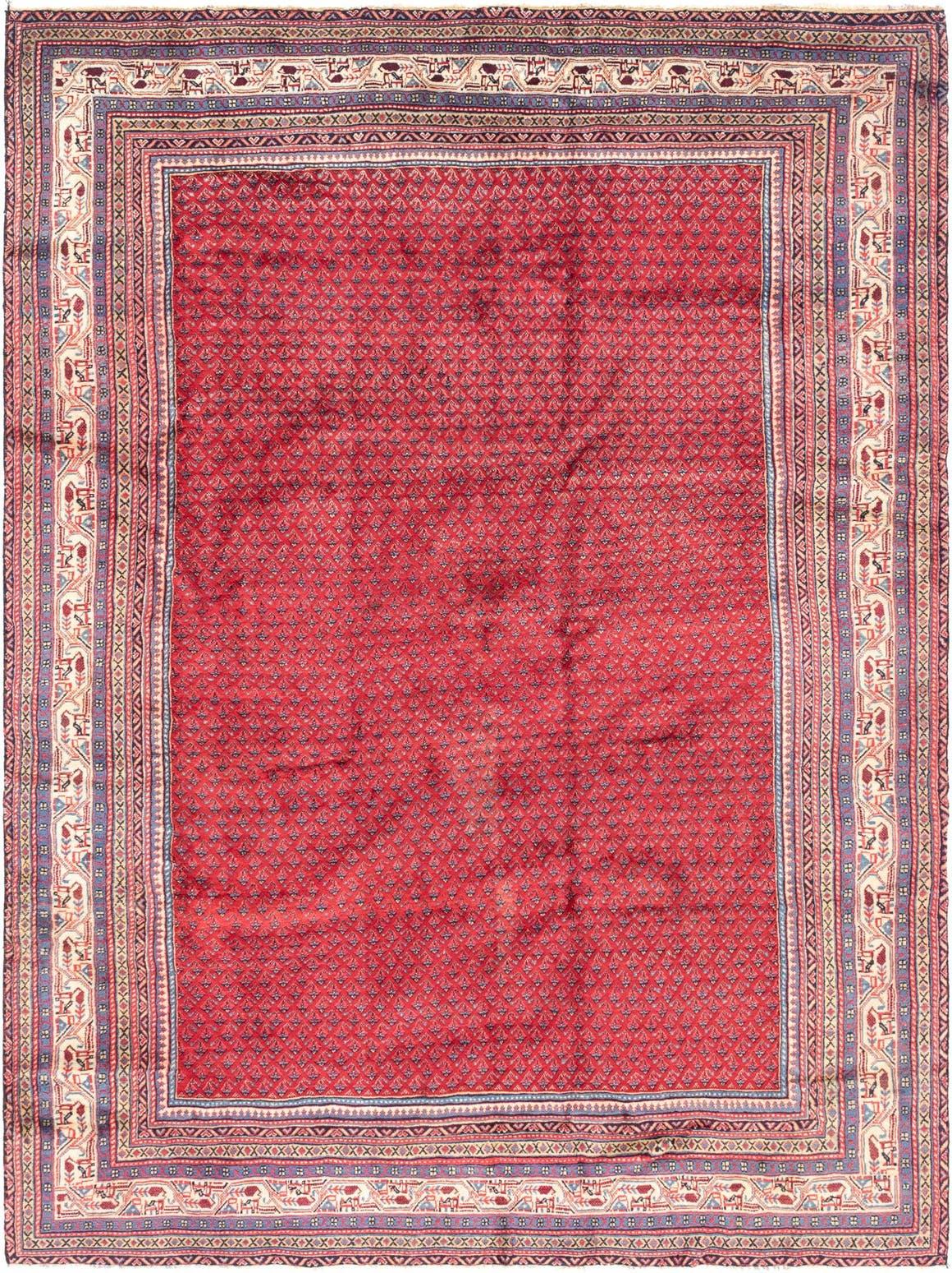 7' 3 x 9' 9 Botemir Persian Rug main image