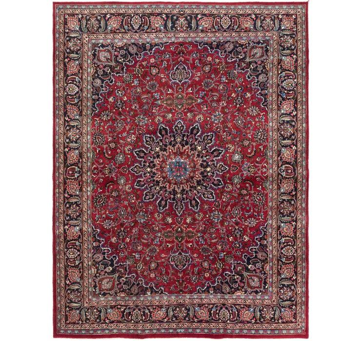297cm x 378cm Kashmar Persian Rug