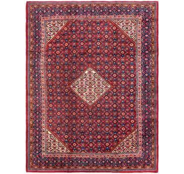 9' 10 x 13' Farahan Persian Rug