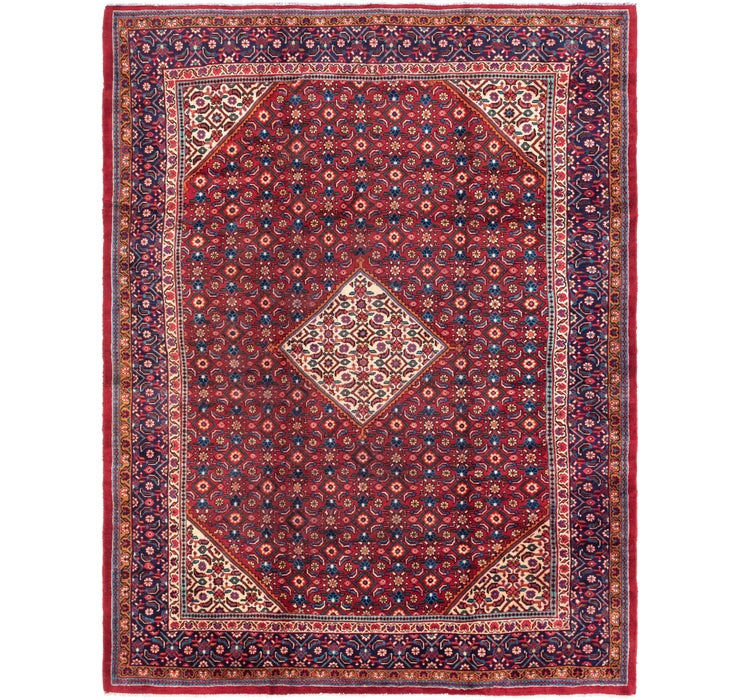 Image of 300cm x 395cm Farahan Persian Rug