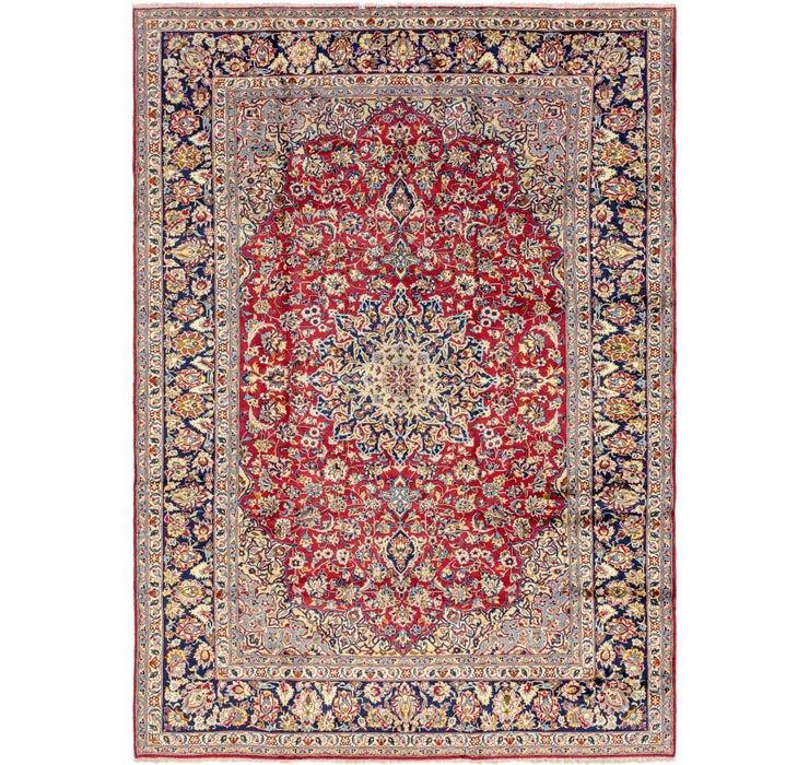 295cm x 410cm Isfahan Persian Rug