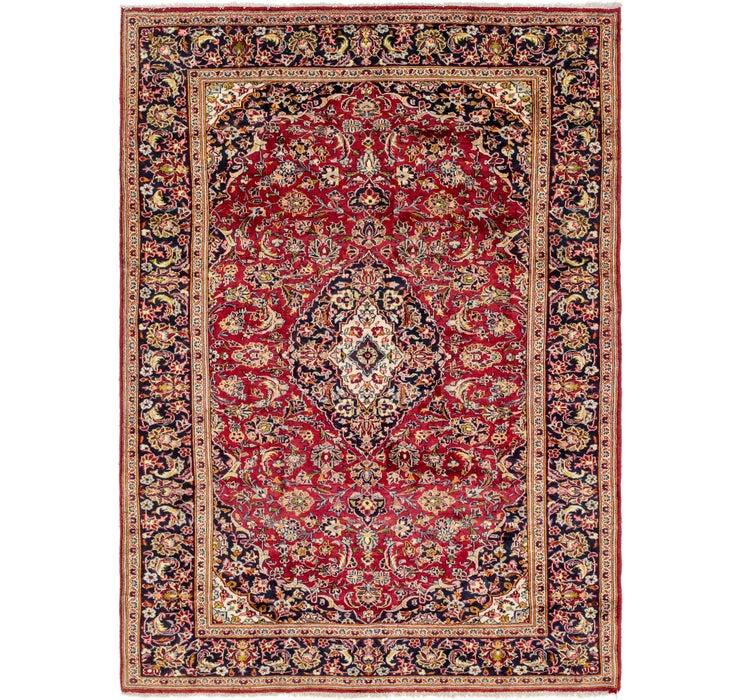 230cm x 318cm Kashan Persian Rug