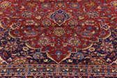 9' 9 x 14' Kashan Persian Rug thumbnail