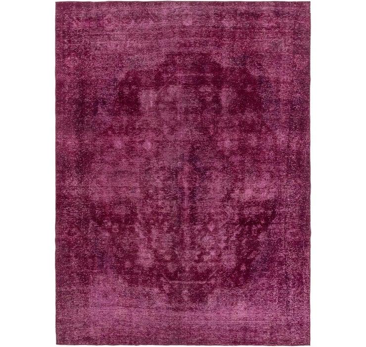 287cm x 390cm Ultra Vintage Persian Rug