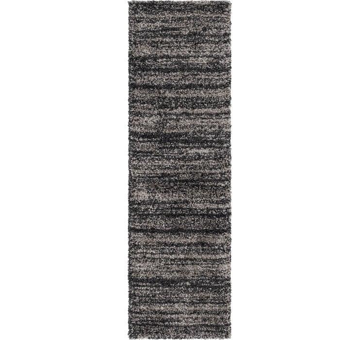 70cm x 230cm Luxe Frieze Runner Rug