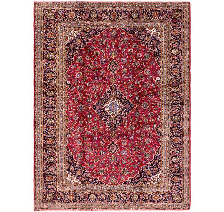 305cm x 400cm Kashan Persian Rug