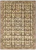 7' 9 x 11' 3 Ferdos Persian Rug thumbnail