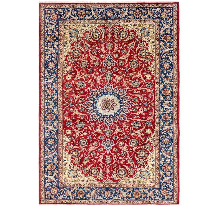 245cm x 365cm Isfahan Persian Rug