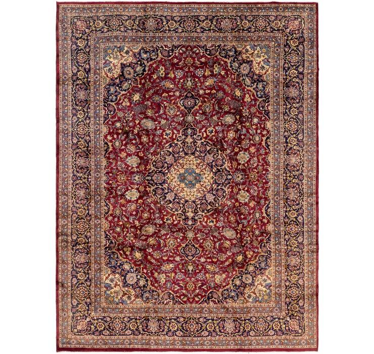 305cm x 395cm Mashad Persian Rug