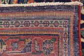 4' 5 x 10' 3 Farahan Persian Runner Rug thumbnail