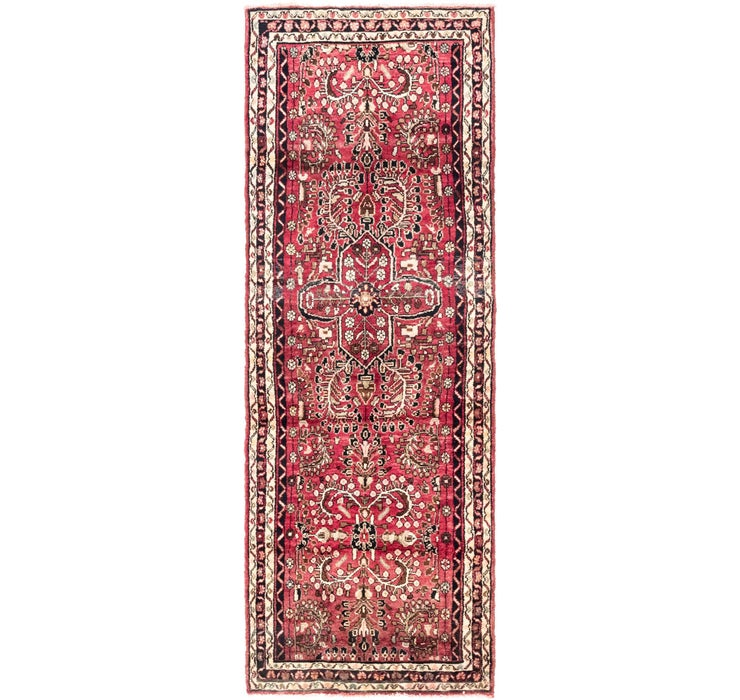 107cm x 305cm Mehraban Persian Runner...