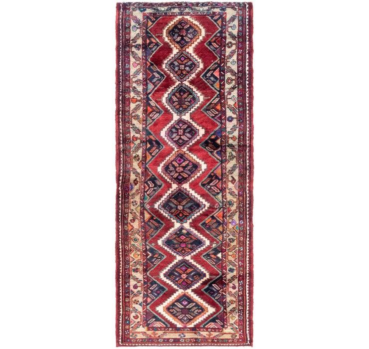 122cm x 330cm Chenar Persian Runner Rug