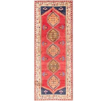 3' 10 x 10' 10 Meshkin Persian Runner Rug main image