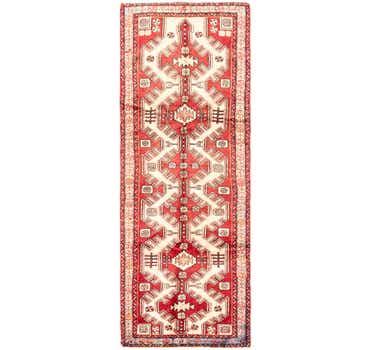 3' 2 x 9' 8 Saveh Persian Runner Rug