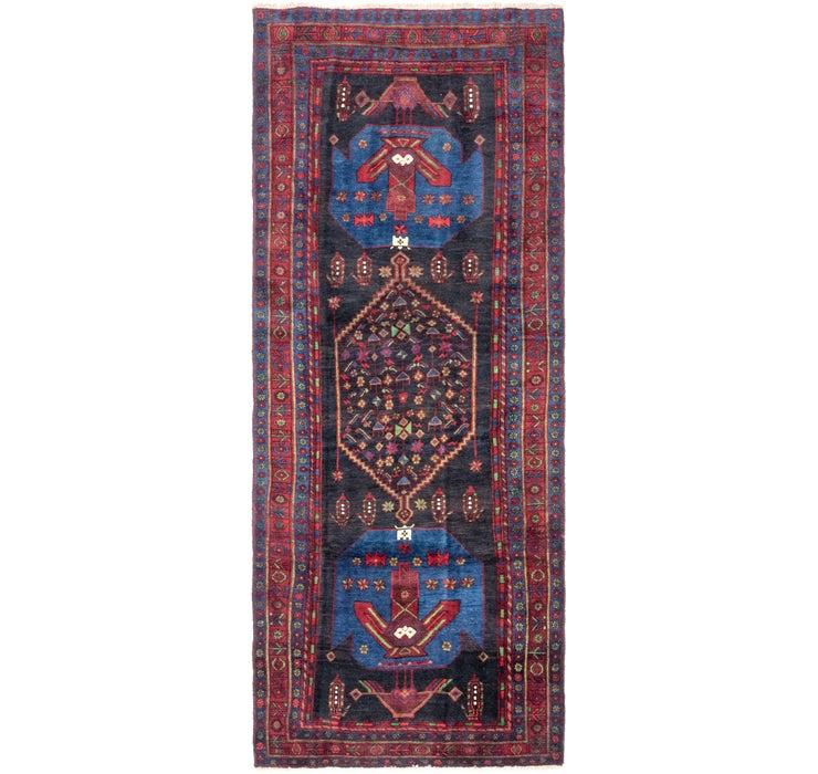 130cm x 325cm Sirjan Persian Runner Rug
