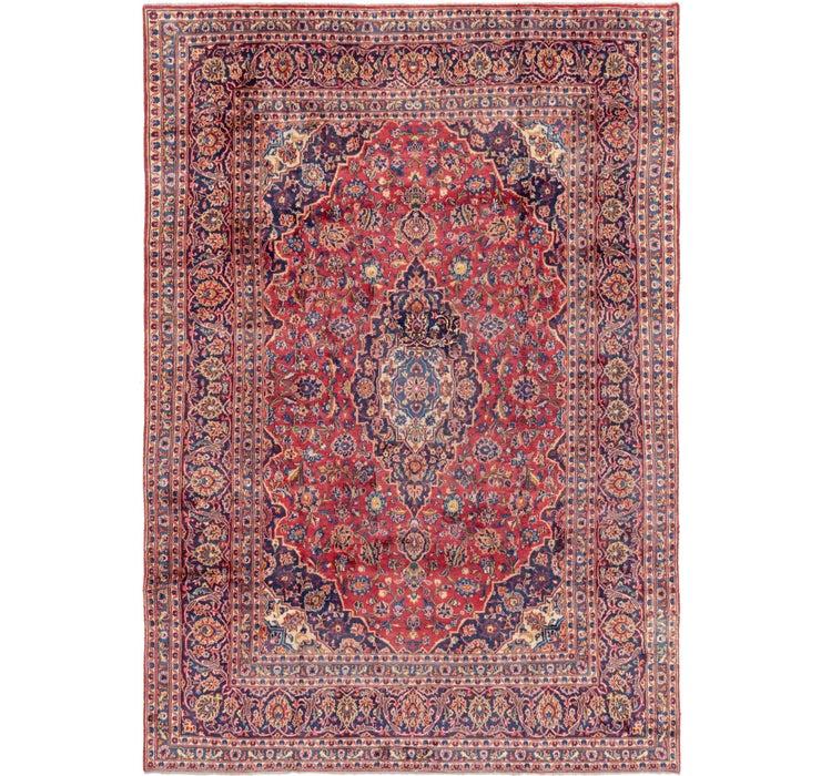 235cm x 355cm Mashad Persian Rug