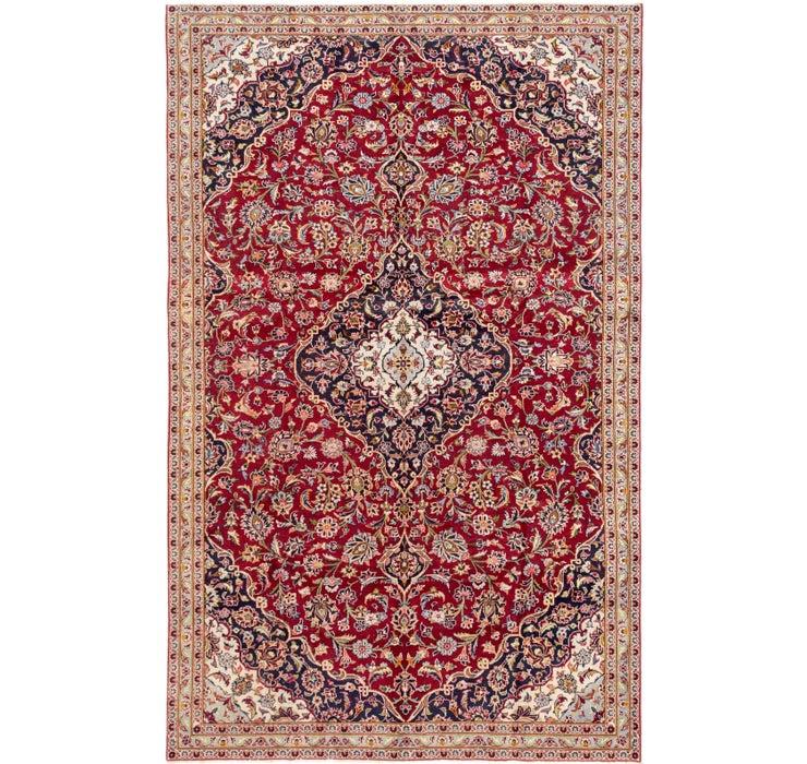 208cm x 325cm Kashan Persian Rug