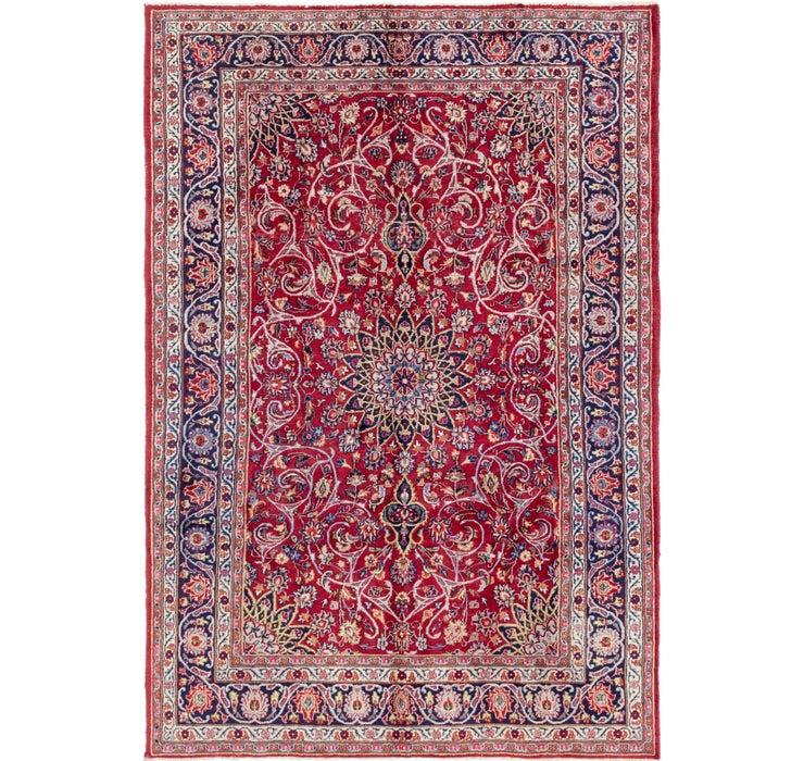 6' 6 x 9' 7 Kashmar Persian Rug