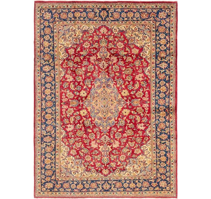 285cm x 395cm Isfahan Persian Rug